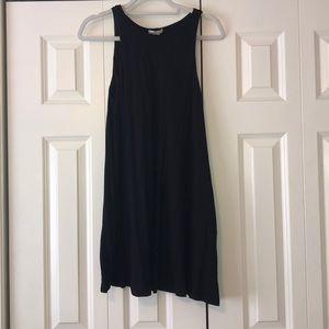 H&M Basic Black Tank Dress